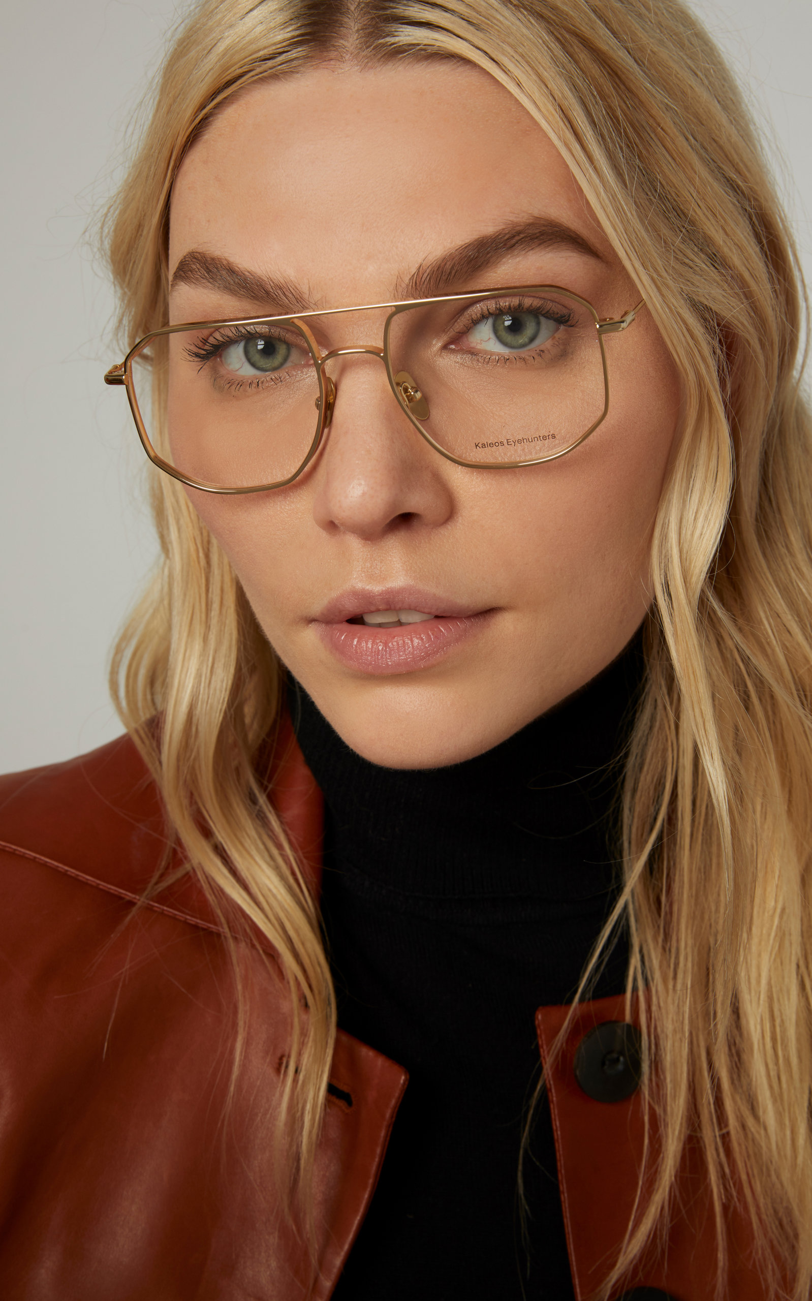 2bd94a2040c Willard Aviator Glasses by Kaleos Eyehunters
