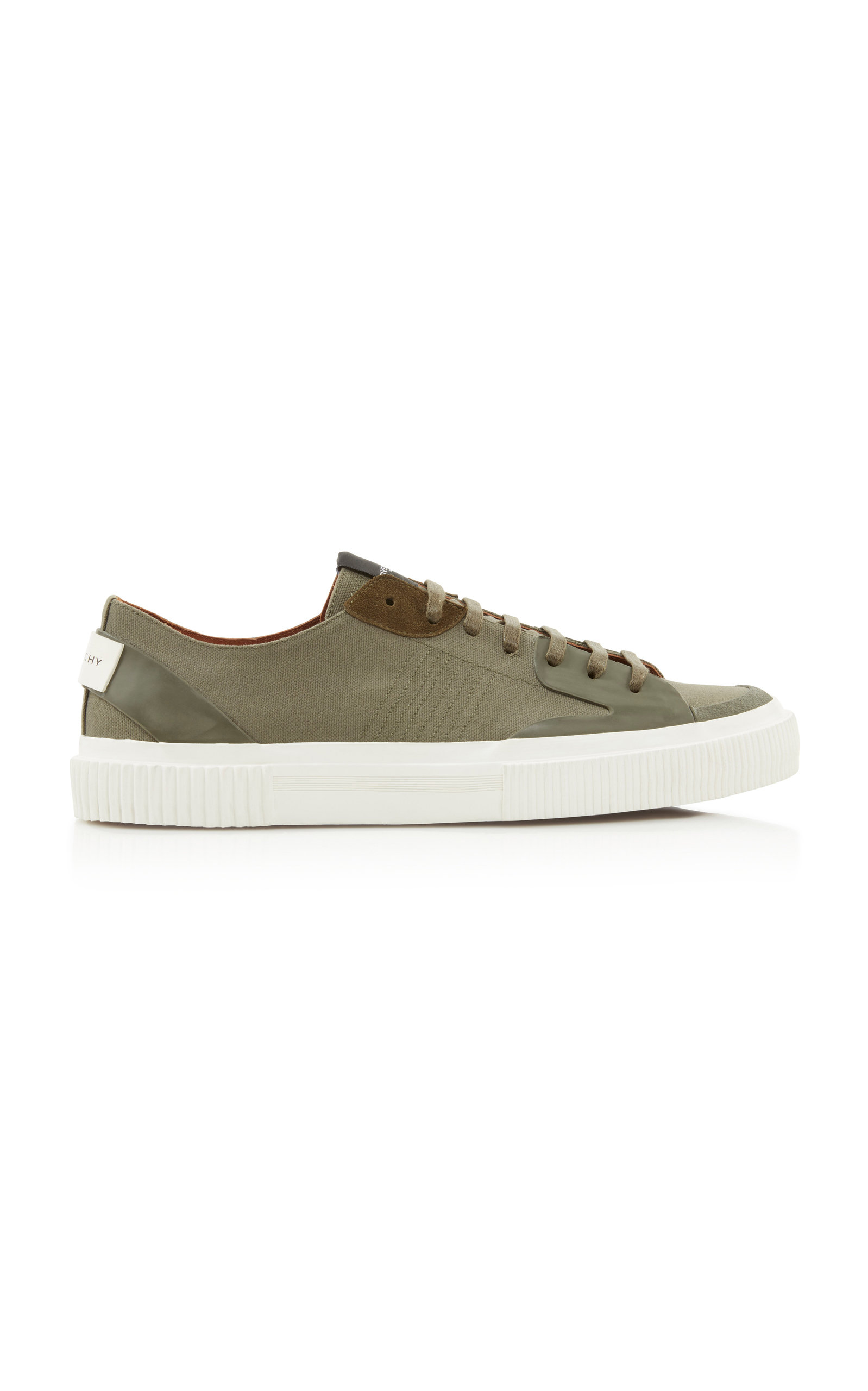 GIVENCHY | Givenchy Tennis Canvas Sneakers | Goxip