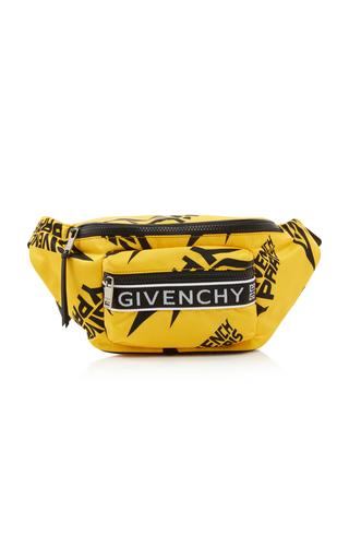 GIVENCHY | Givenchy Light 3 Printed Shell Belt Bag | Goxip