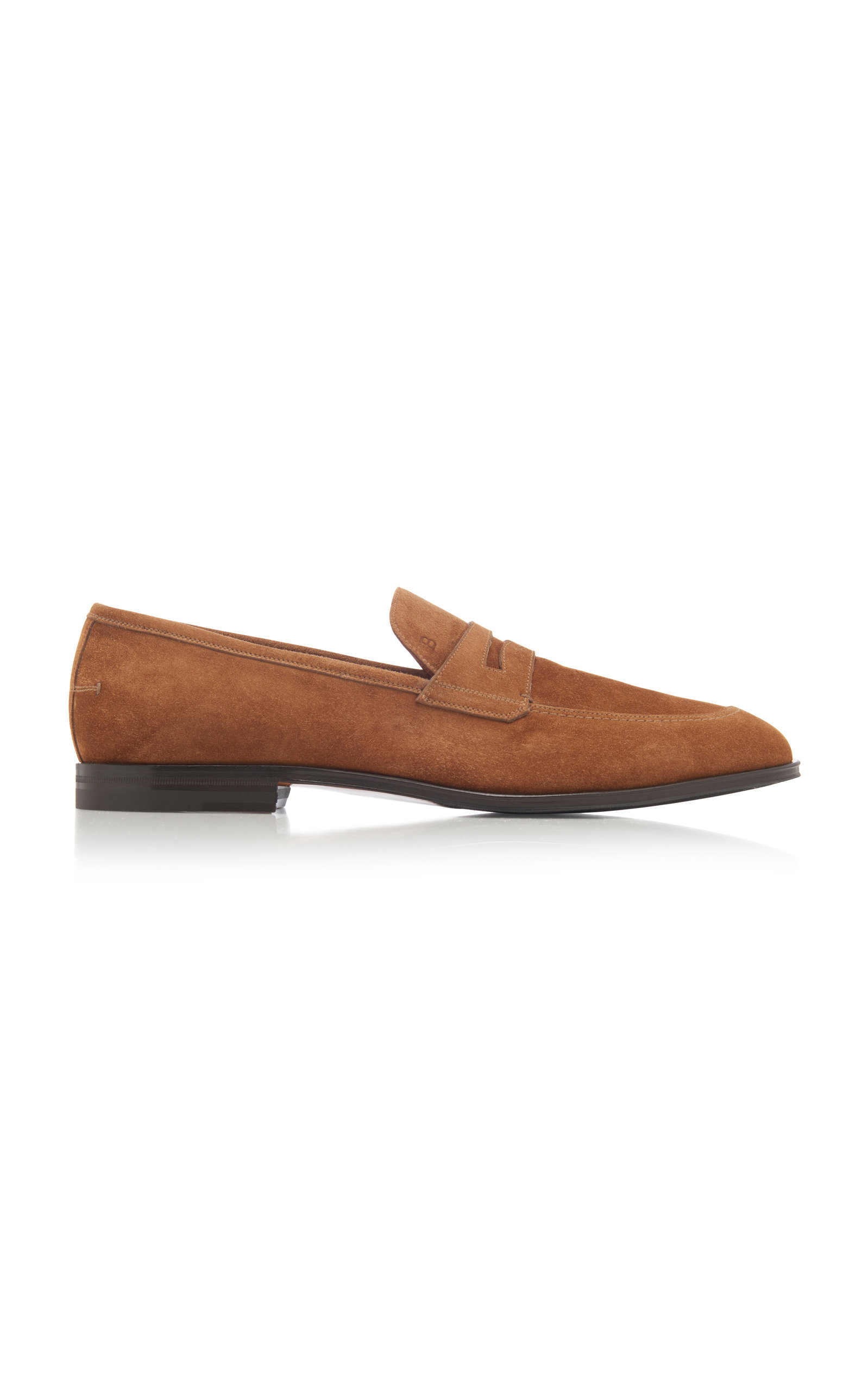 f5db8f20a2d BallyWebb Suede Loafers. CLOSE. Loading