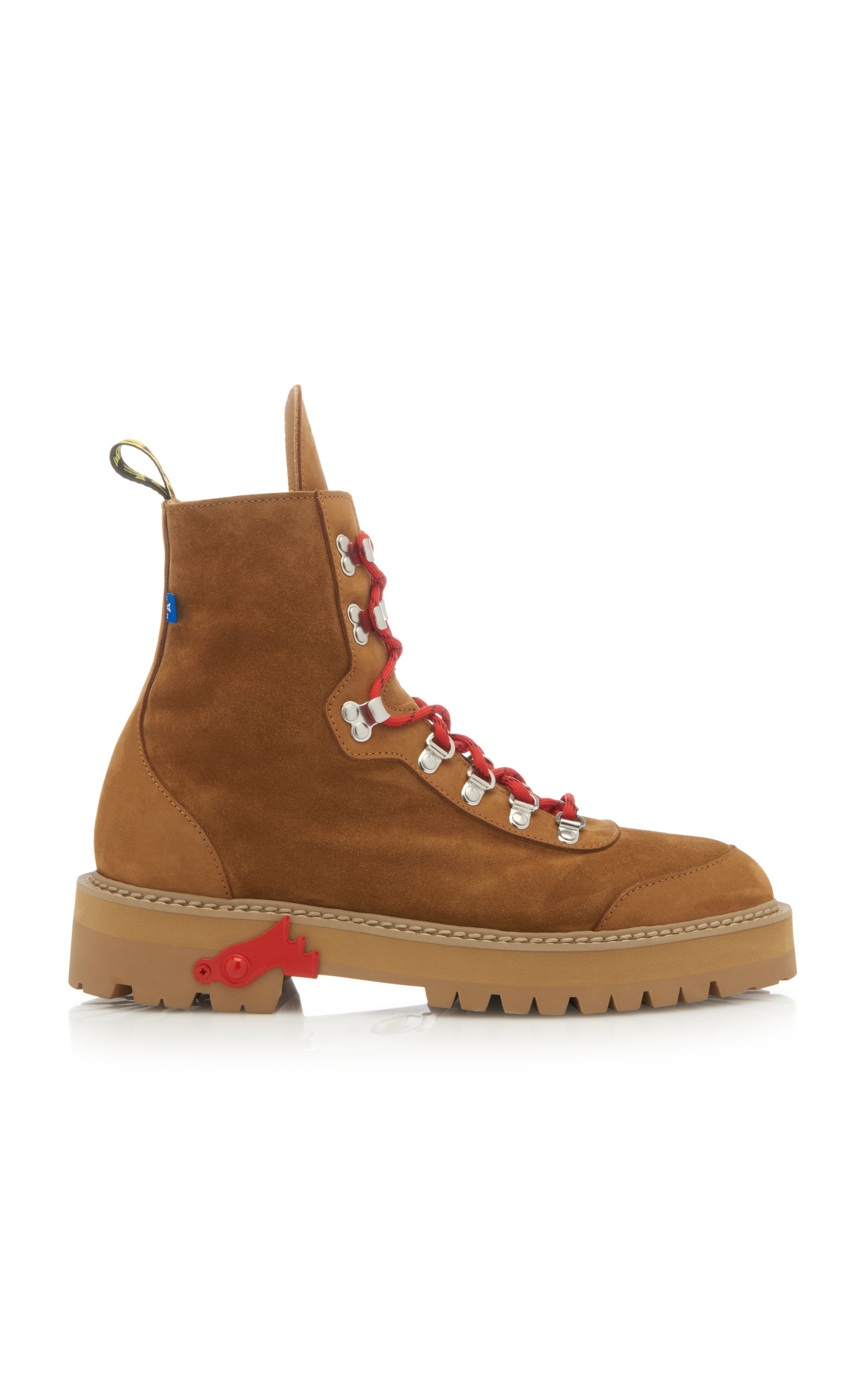 0f358a3b124 Suede Hiking Boots