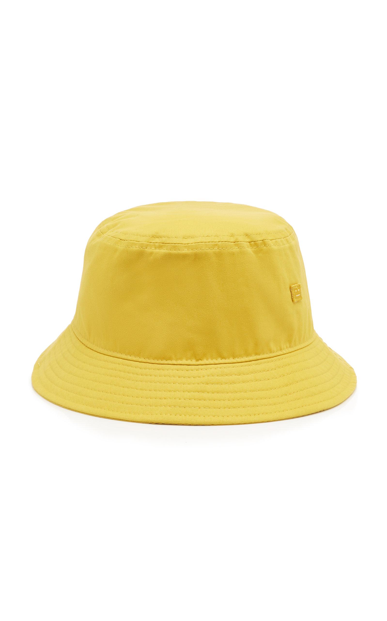 379e860d Buk Appliquéd Cotton-Twill Bucket Hat