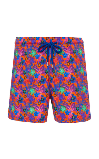 VILEBREQUIN | Vilebrequin Puerto Rico Printed Swim Shorts | Goxip