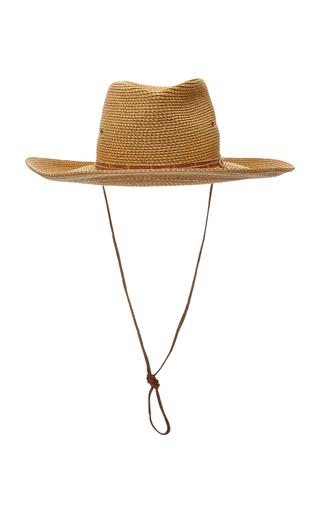 e9b2c1758 Archeologist Wide-Brimmed Straw Hat by Eric Javits | Moda Operandi