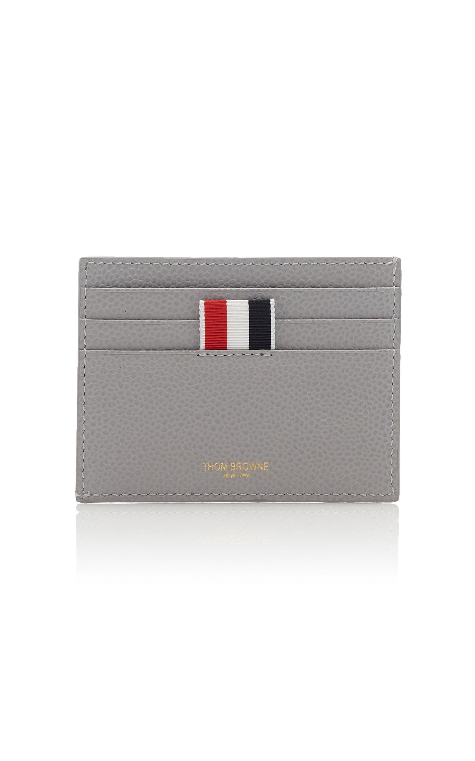 9e0fae50dc Thom BrownePebble-Grain Leather Cardholder. CLOSE. Loading. Loading