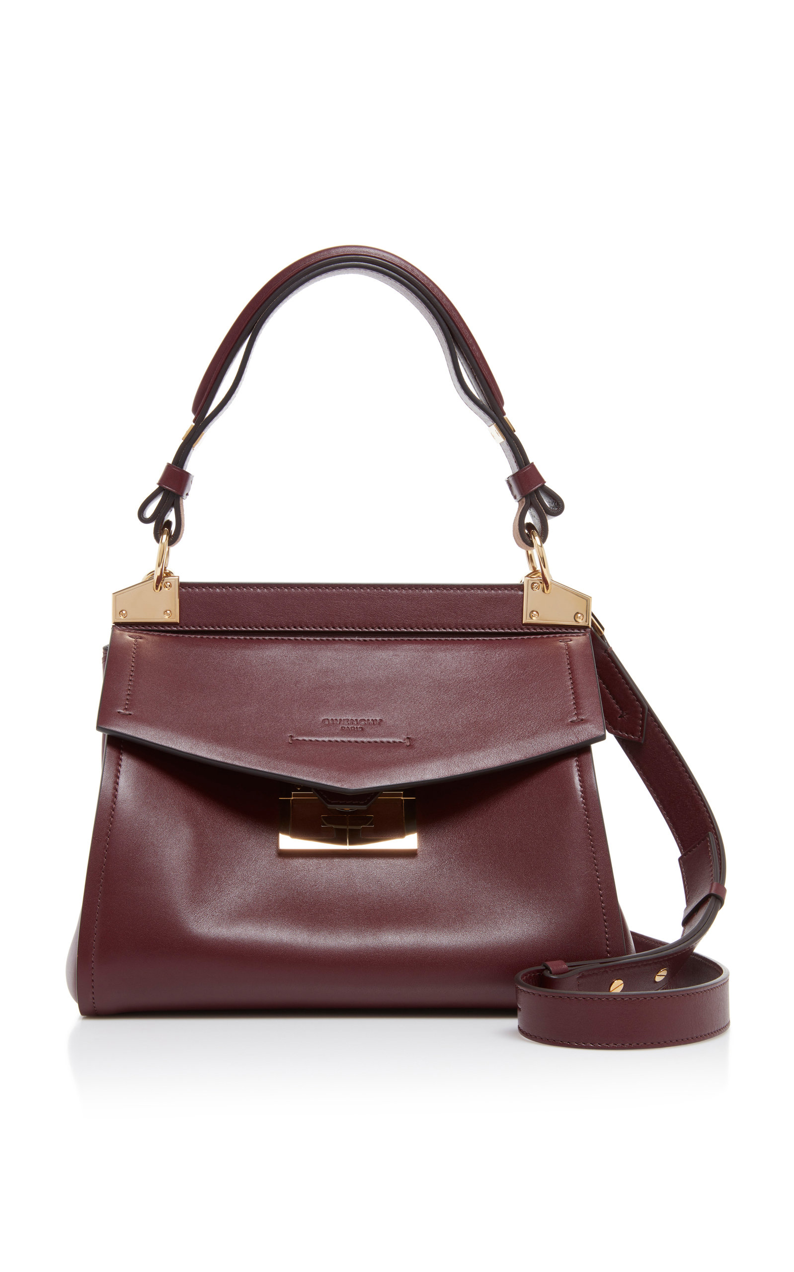 540f23ae9de Mystic Small Leather Bag by Givenchy | Moda Operandi