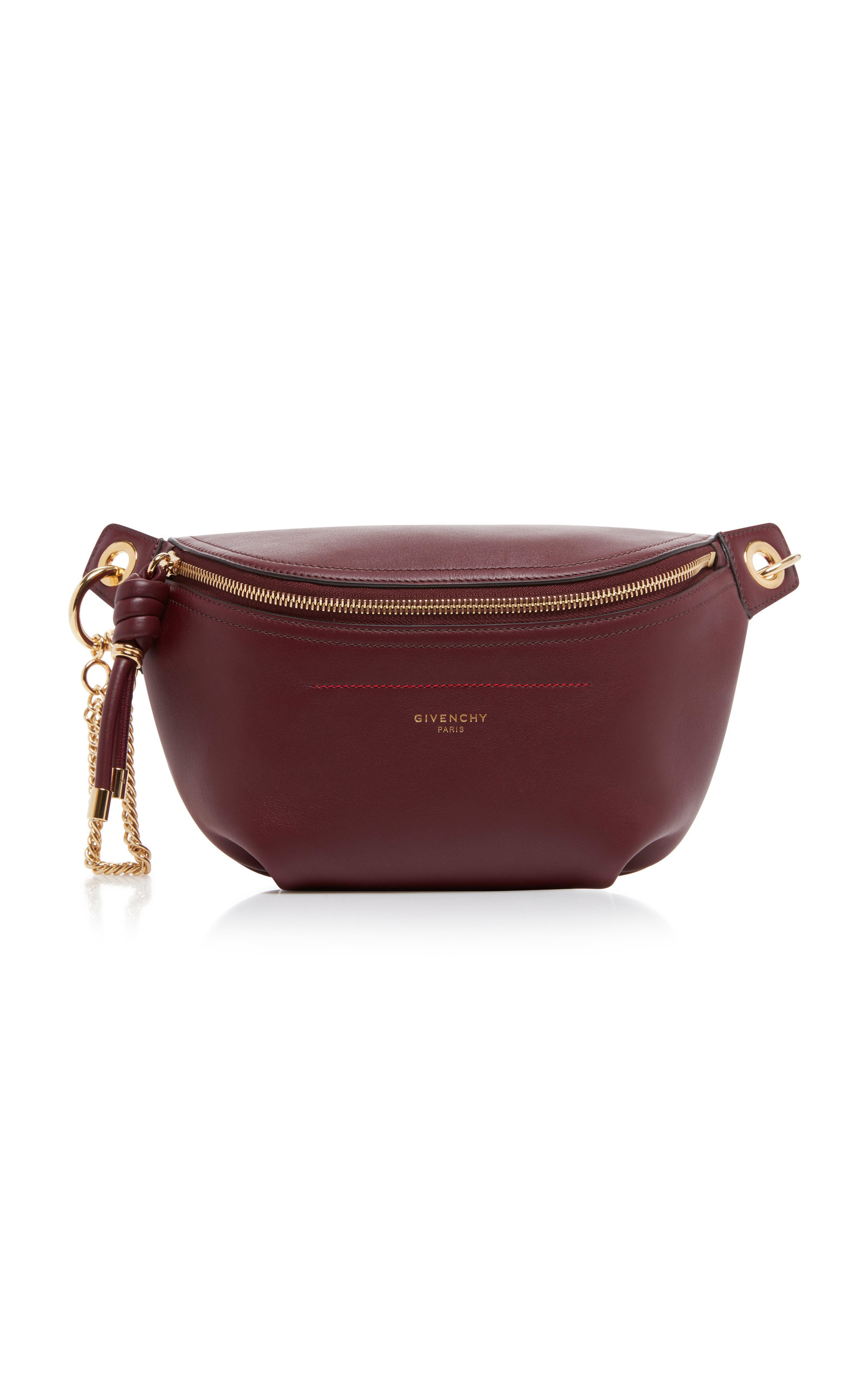 aadd882568 Whip Two-Tone Leather Belt Bag by Givenchy | Moda Operandi
