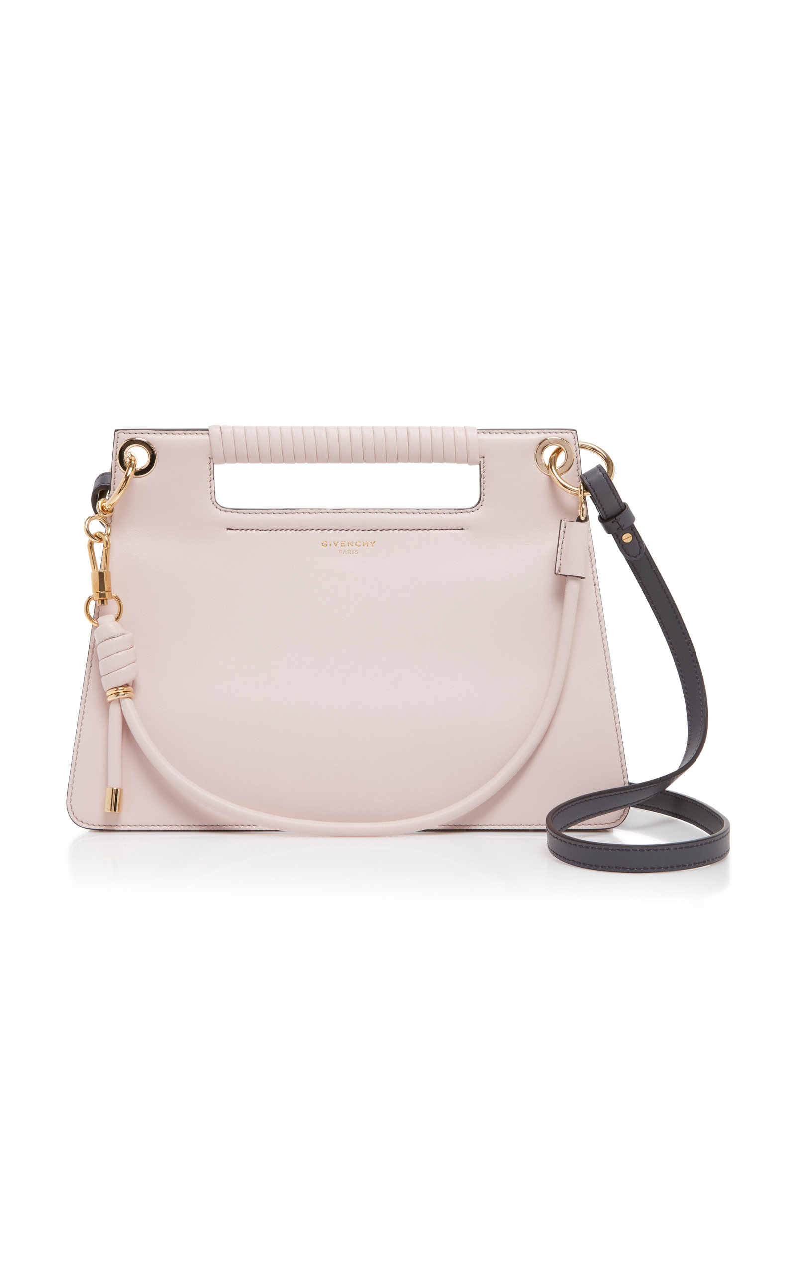 GIVENCHY | Givenchy Whip Small Leather Shoulder Bag | Goxip