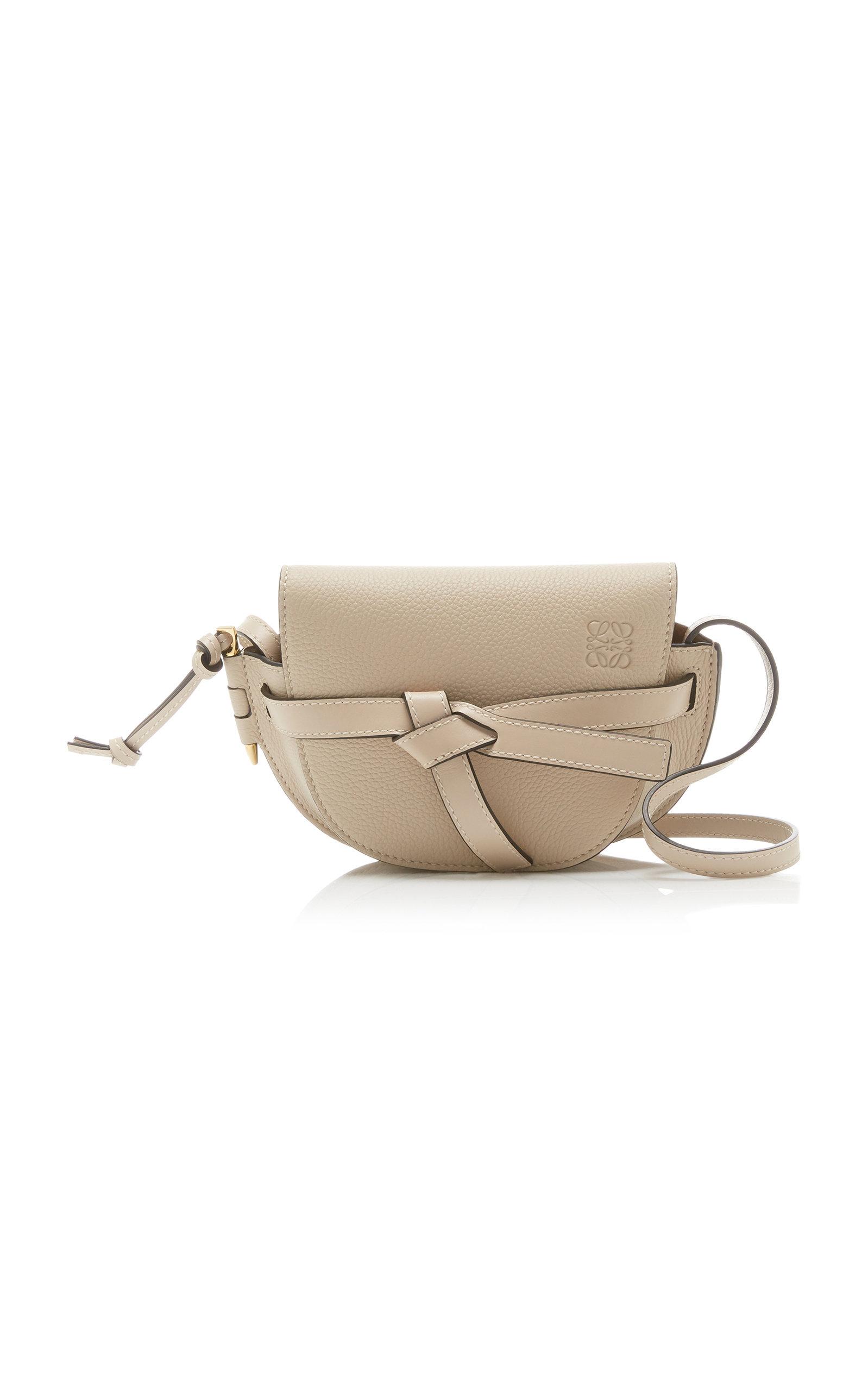 8c37eff97 Gate Mini Leather Shoulder Bag. $1,350 ( Deposit). + More Colors. Loewe