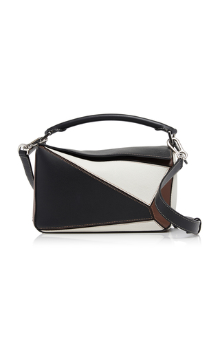 3e008856c59c PREORDER. LoewePuzzle Small Leather Shoulder Bag