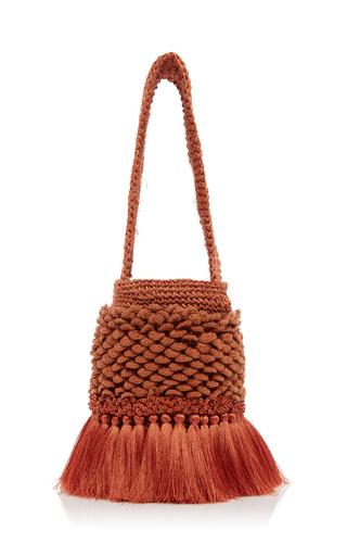 JOHANNA ORTIZ | Johanna Ortiz Honey Lavender Small Crochet Bag | Goxip