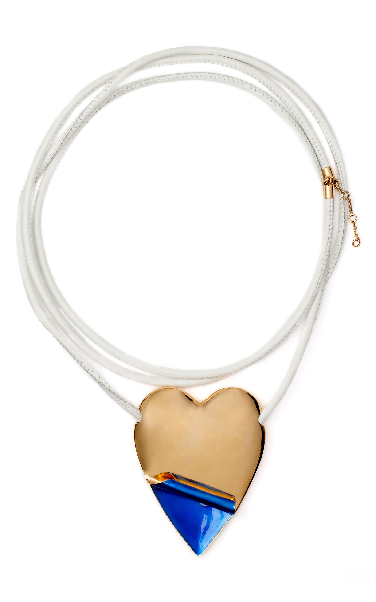 dsc x products studio heart open tiny necklace muse