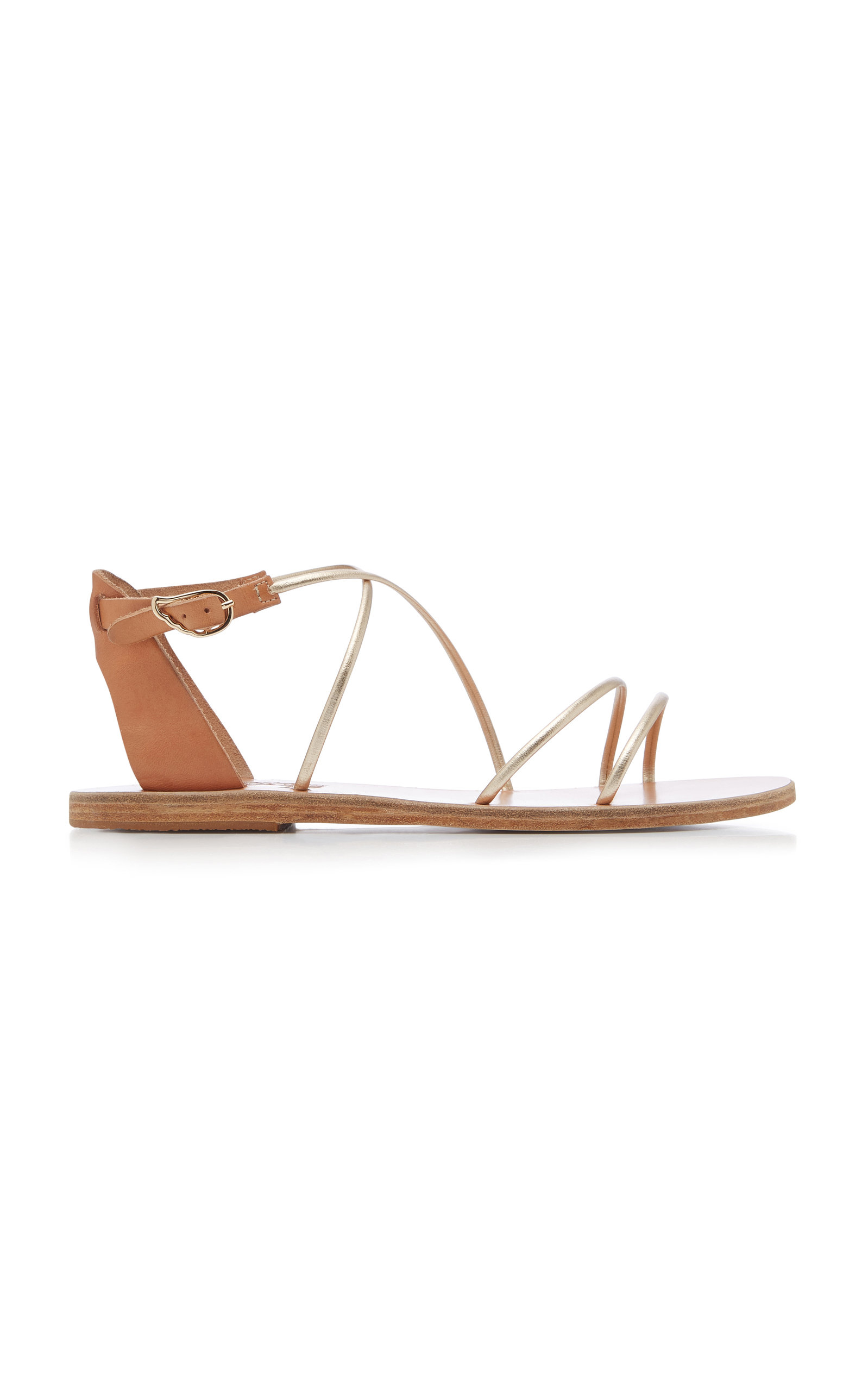 Ancient Greek Sandals Sandals Meloivia Leather Sandals