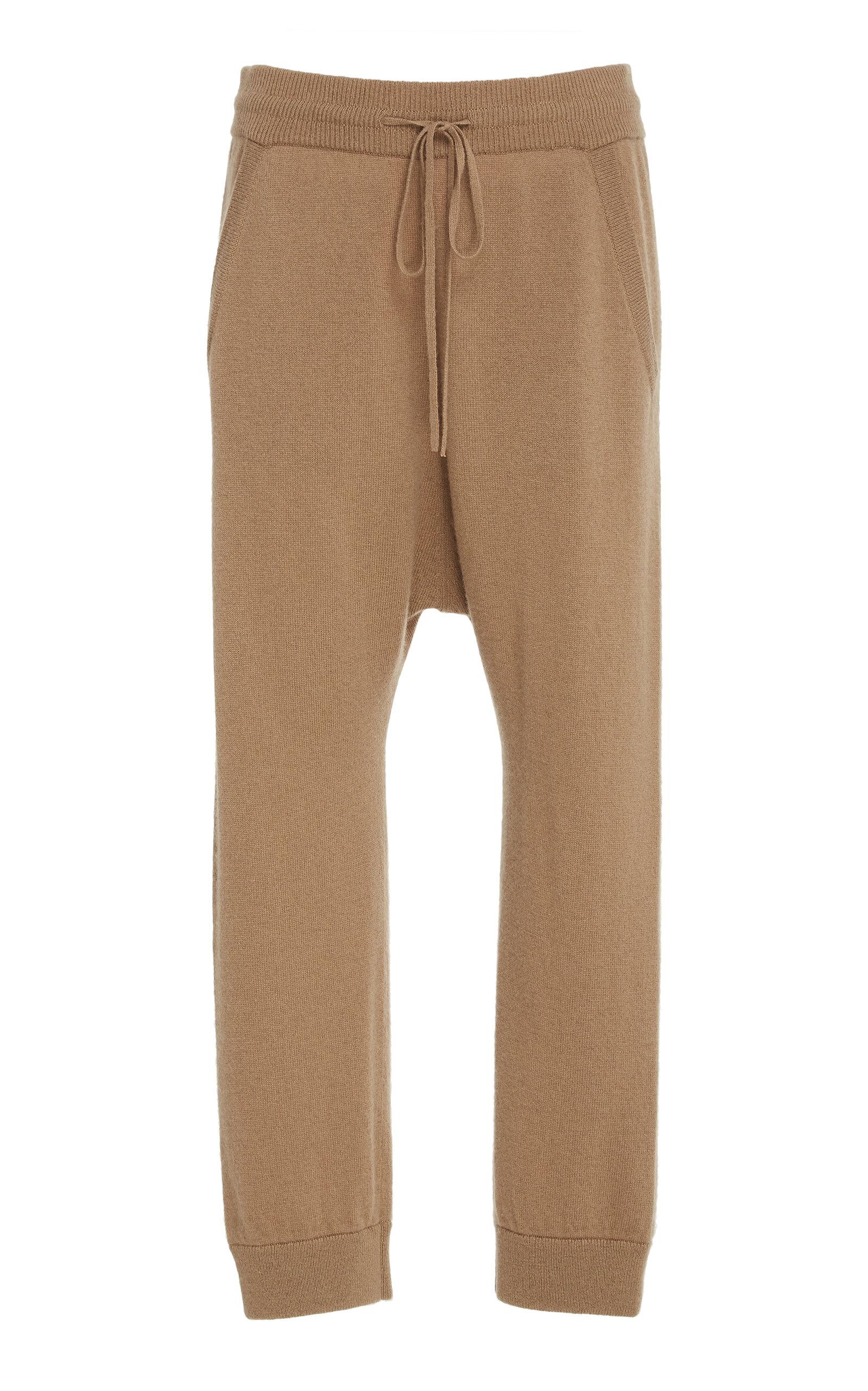 Nili Lotan Pants PARIS CASHMERE TRACK PANTS SIZE: M
