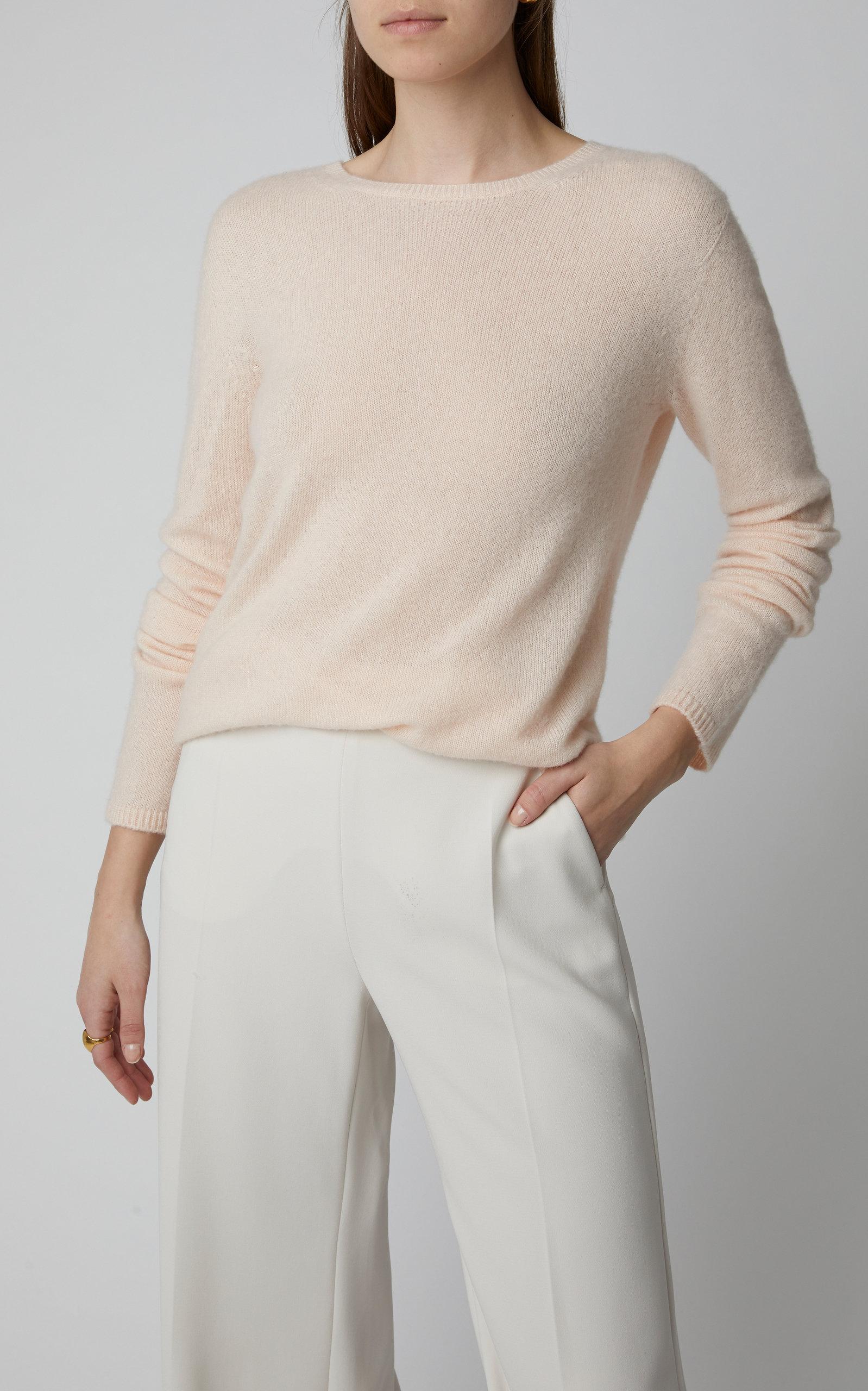 Max Mara Sweaters Zeno Cashmere And Silk Sweater