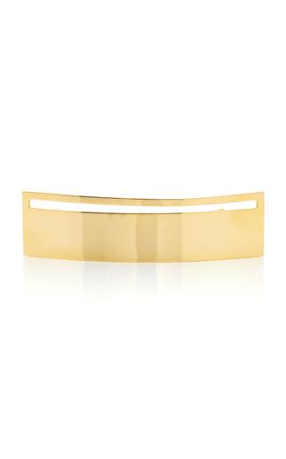 LELET NY | Lelet NY 14K Gold-Plated Barrette | Goxip