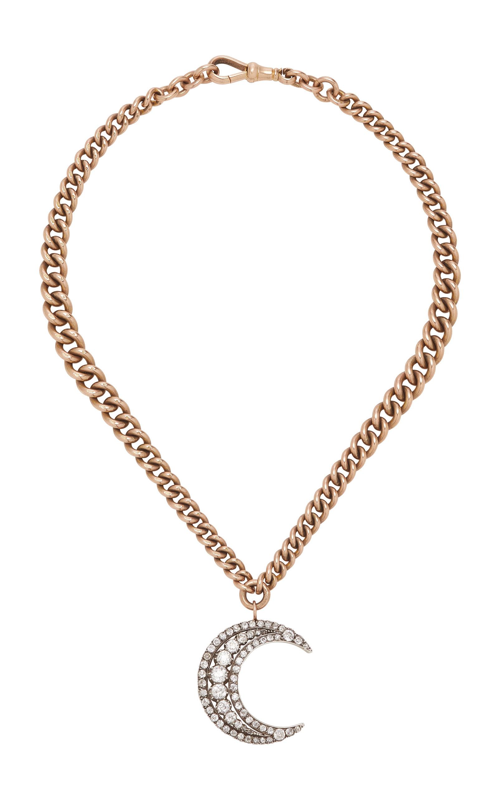 f7f3eafa4db7 Large toni chloe goutal white peyton rose gold diamond necklace jpg  1598x2560 Victoria crescent chloe goutal