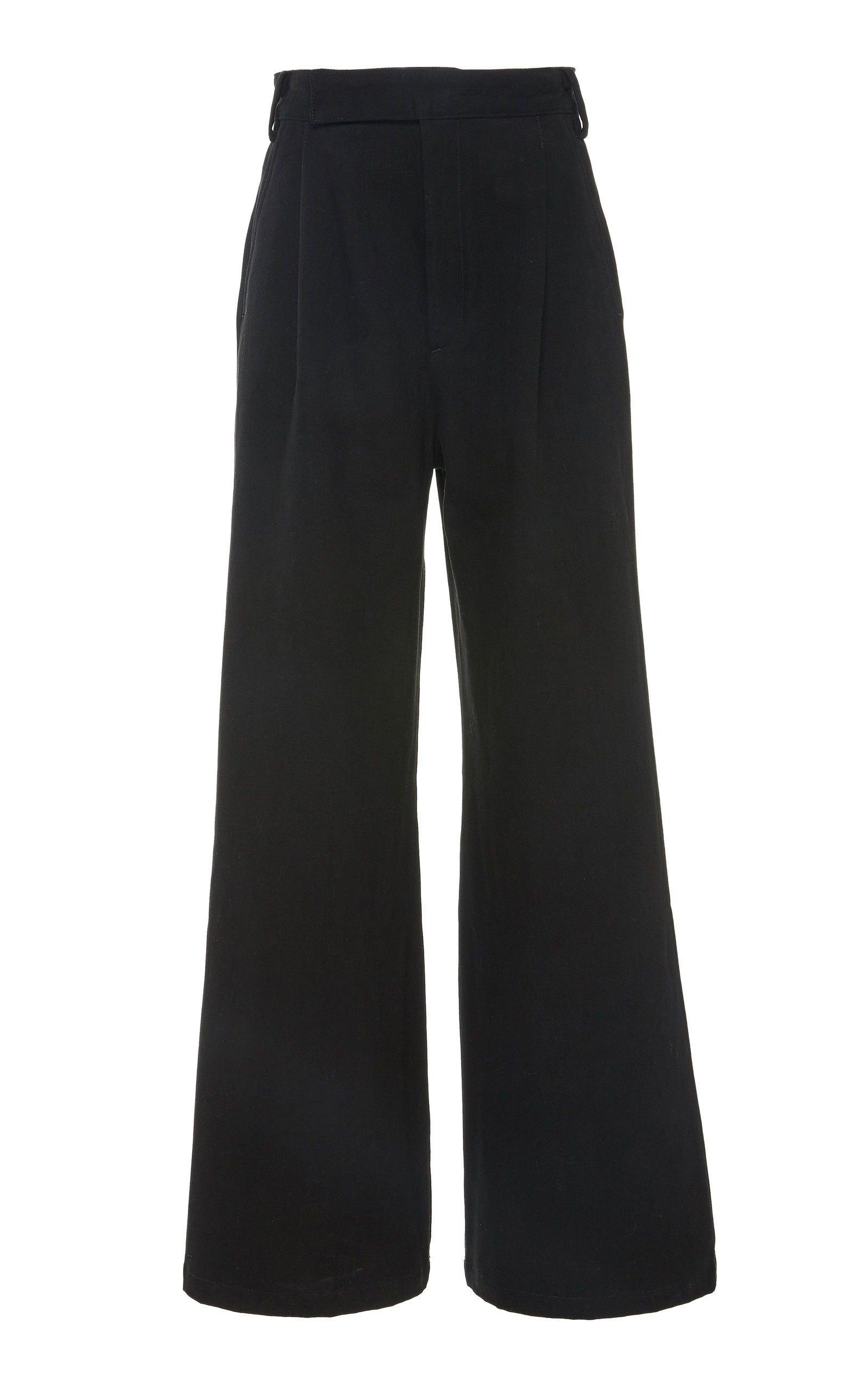 Goldsign Pants The Ultra Wide Leg Trouser