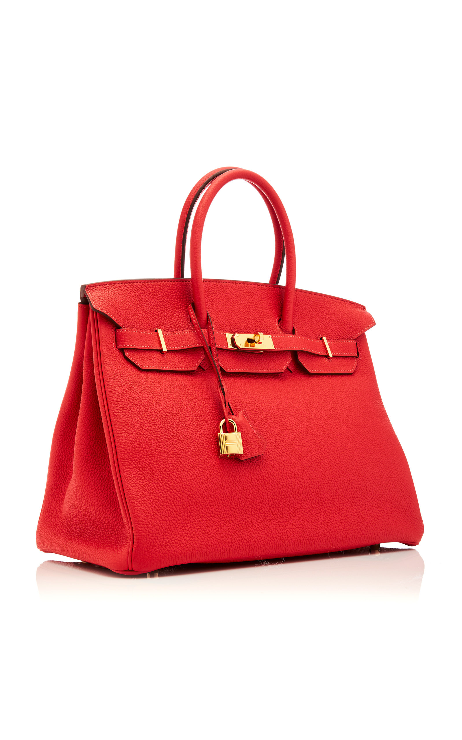 34460eed1e Hermès Vintage by Heritage AuctionsHermès 35cm Rouge Pivoine Togo Leather  Birkin. CLOSE. Loading. Loading. Loading