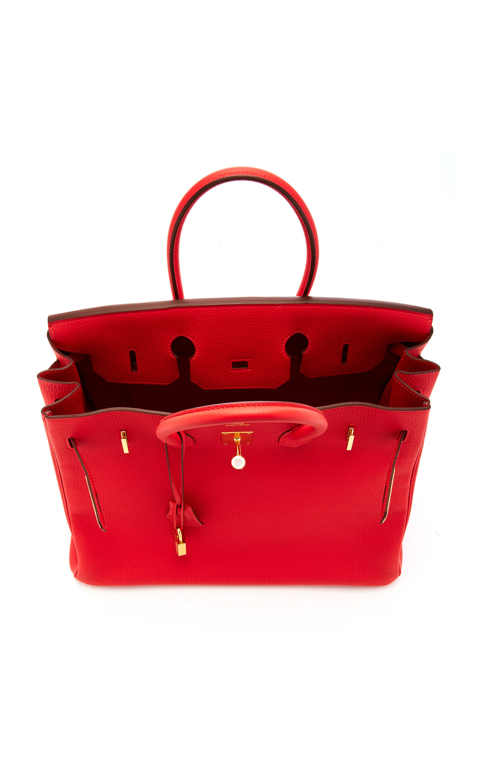 fb9cd4ba9024 ... AuctionsHermès 35cm Rouge Pivoine Togo Leather Birkin. CLOSE. Loading.  Loading. Loading. Loading. Loading