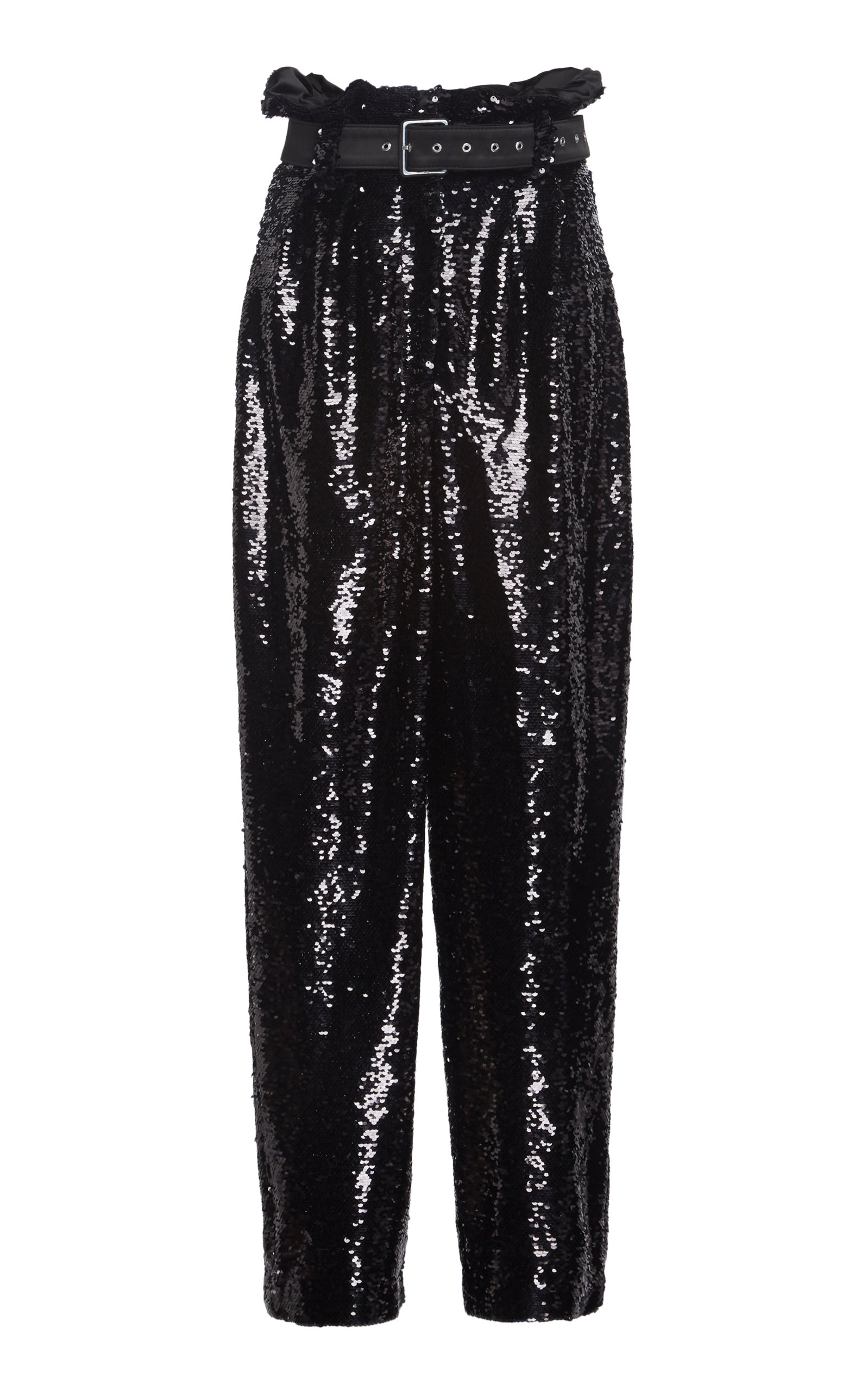 Racil  DIVINE SEQUINED TAPERED PANTS