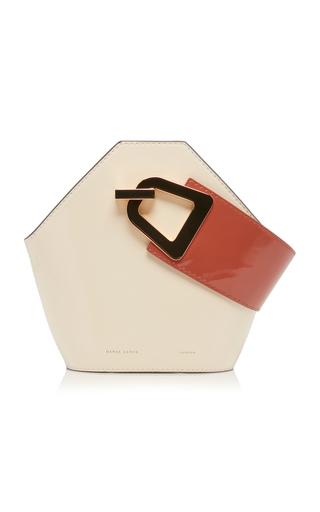 DANSE LENTE   Danse Lente Johnny Patent Leather Mini Bag   Goxip