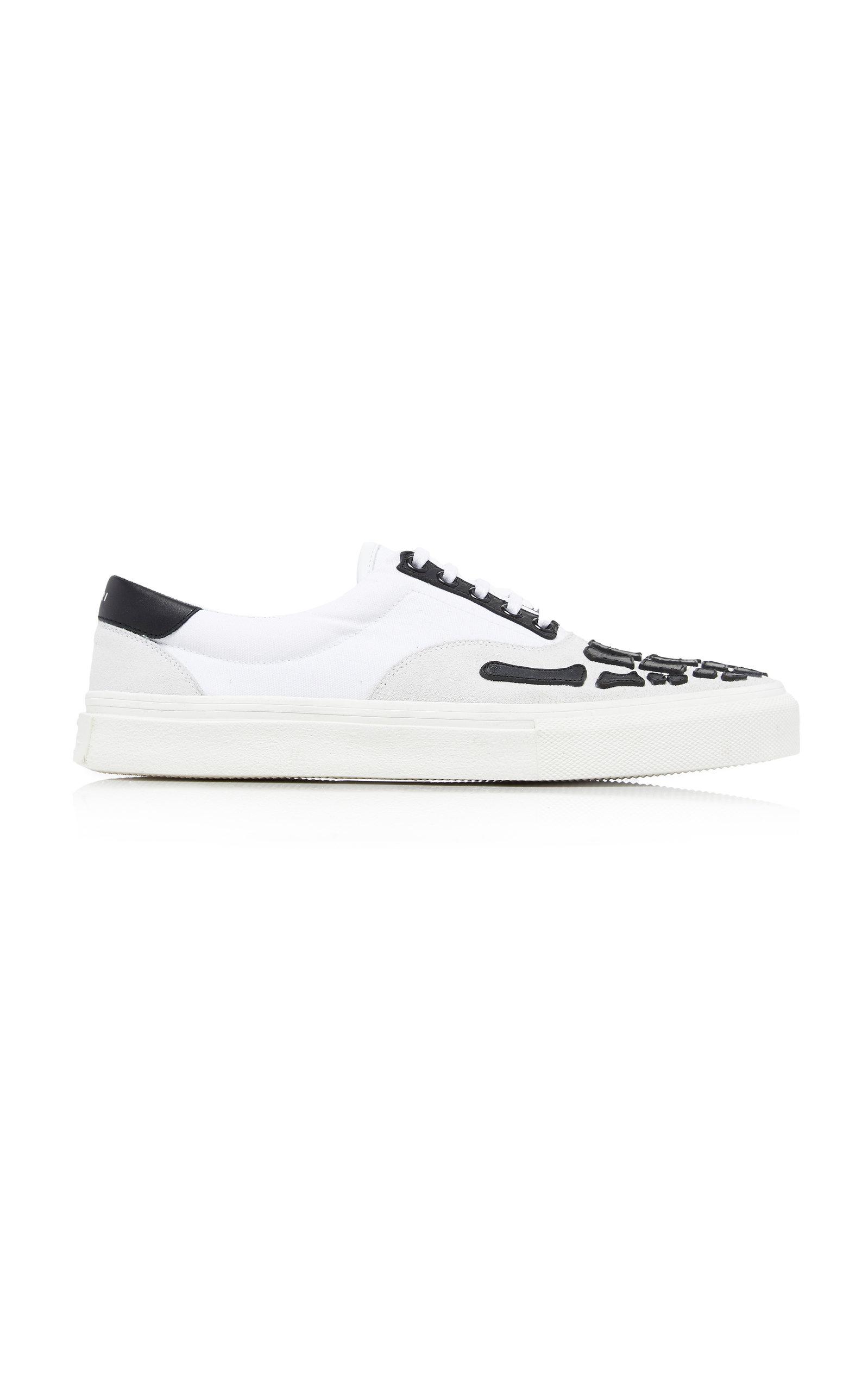 Amiri Sneakers Bones Leather Sneakers