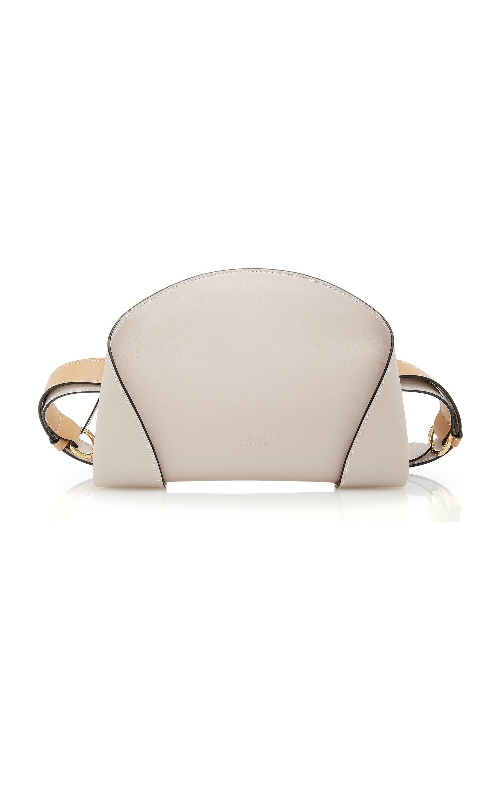 GIAQUINTO | Giaquinto Freya Leather Belt Bag | Goxip