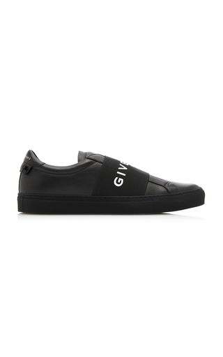 Givenchy Leathers URBAN STREET LEATHER SNEAKER