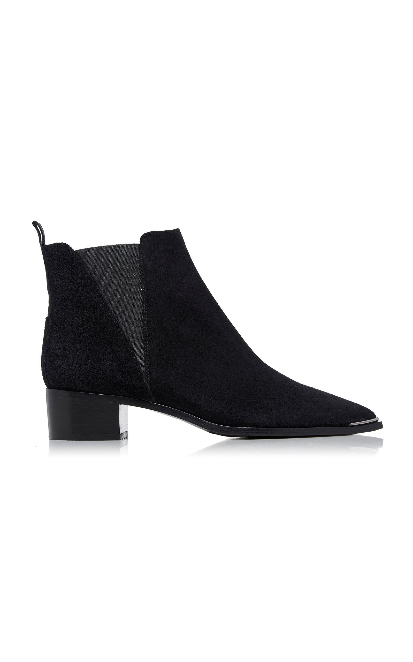 705b058685f Jensen Suede Ankle Boots by Acne Studios | Moda Operandi