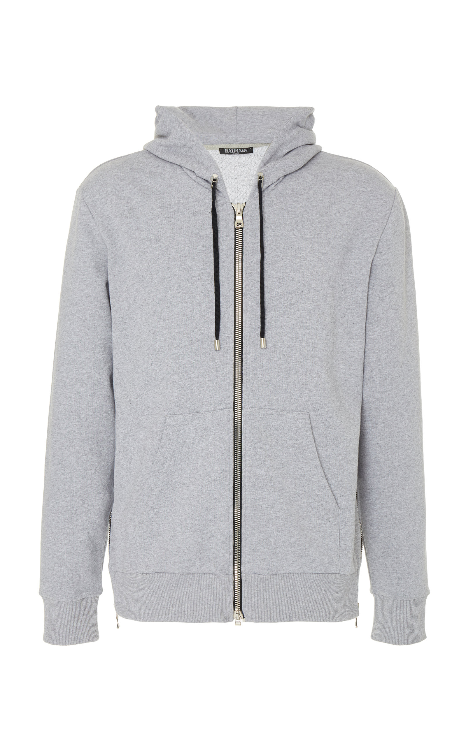 quality design 4c72d db118 Zip-Up Cotton Hoodie