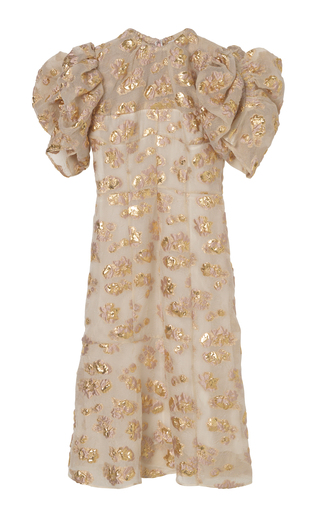 Amalfi Jacquard Midi Dress By By Malene Birger Moda Operandi