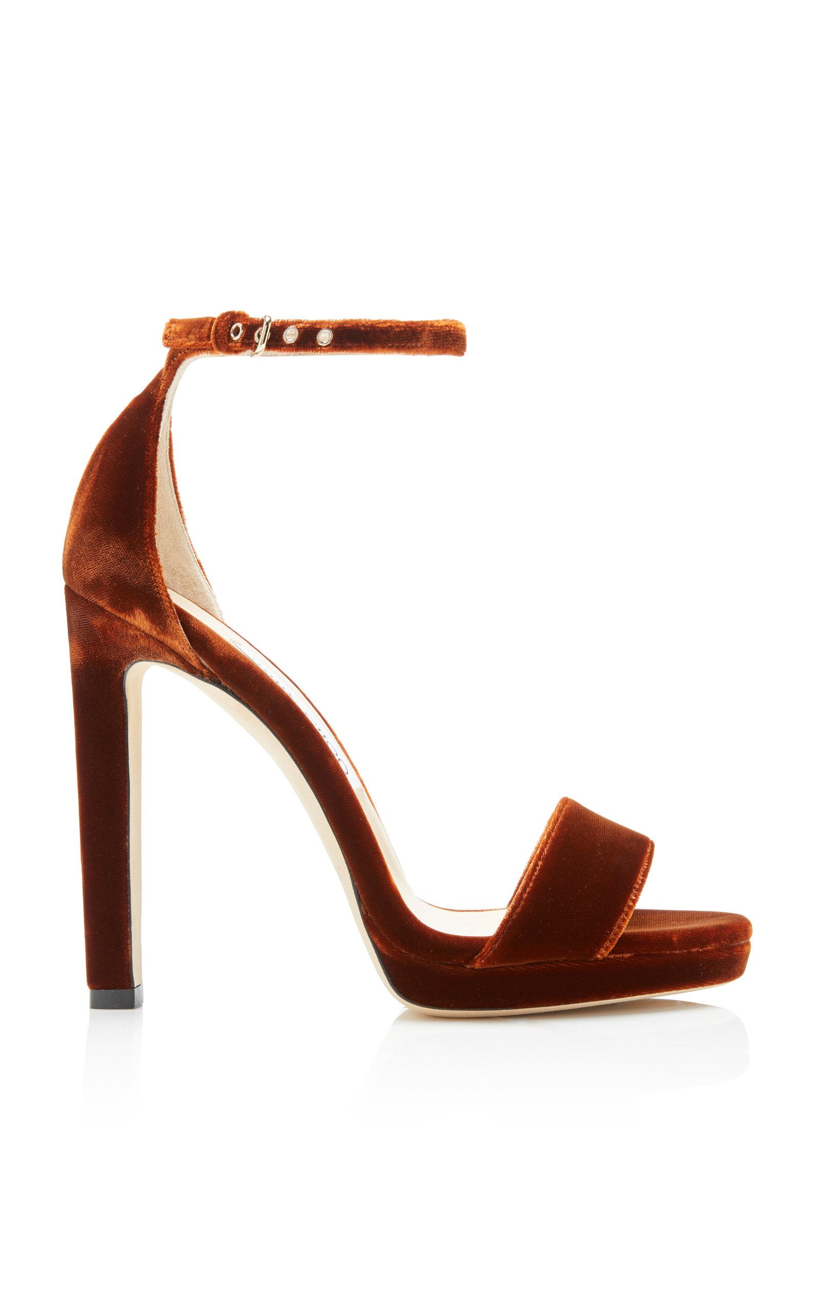 2324ee581d785 Misty Velvet Sandals