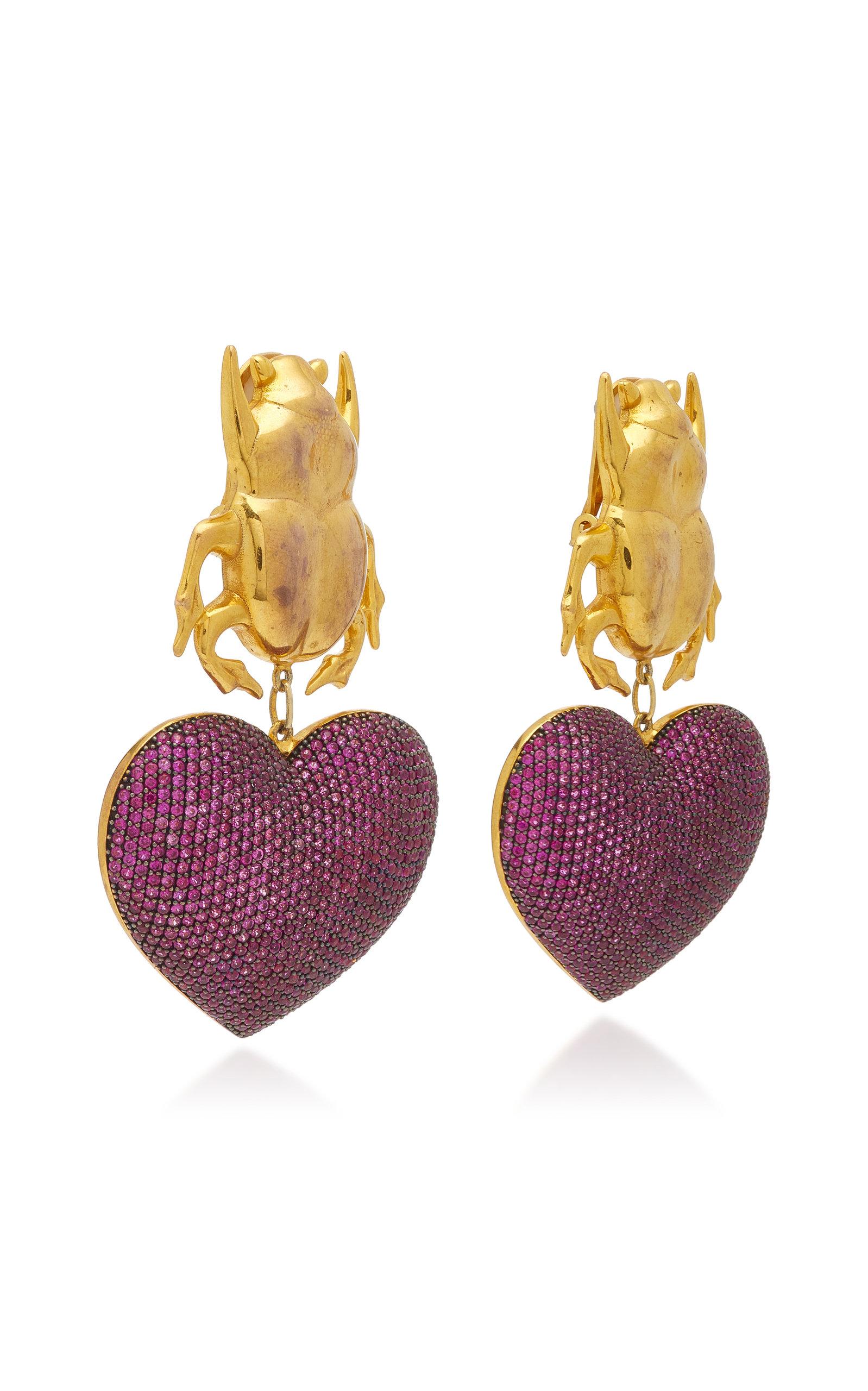 f2b53aa0bddc3 Beetle My Love Earrings