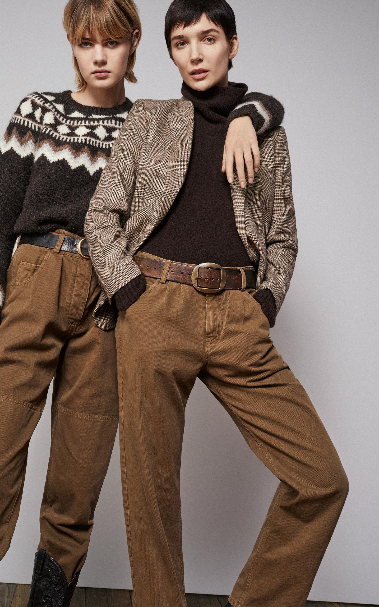 Nili Lotan Blazers Diane Checked Wool-Blend Blazer