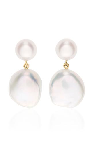 Venus Blanc Earrings By Sophie Bille Brahe Moda Operandi