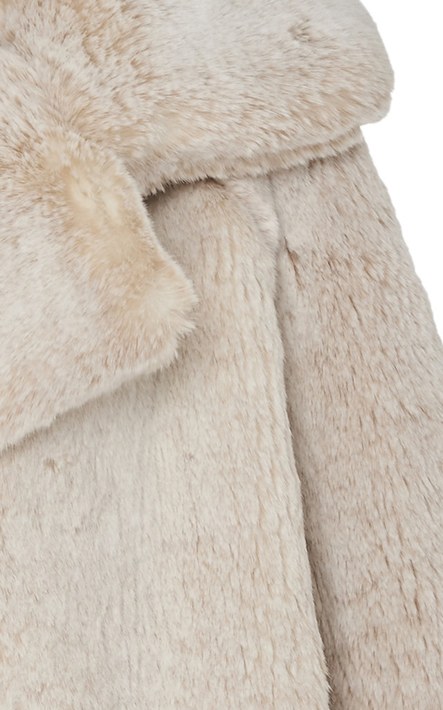 Oversized Faux Fur Fur Faux Coat Oversized Coat Oversized P4Oxq4z