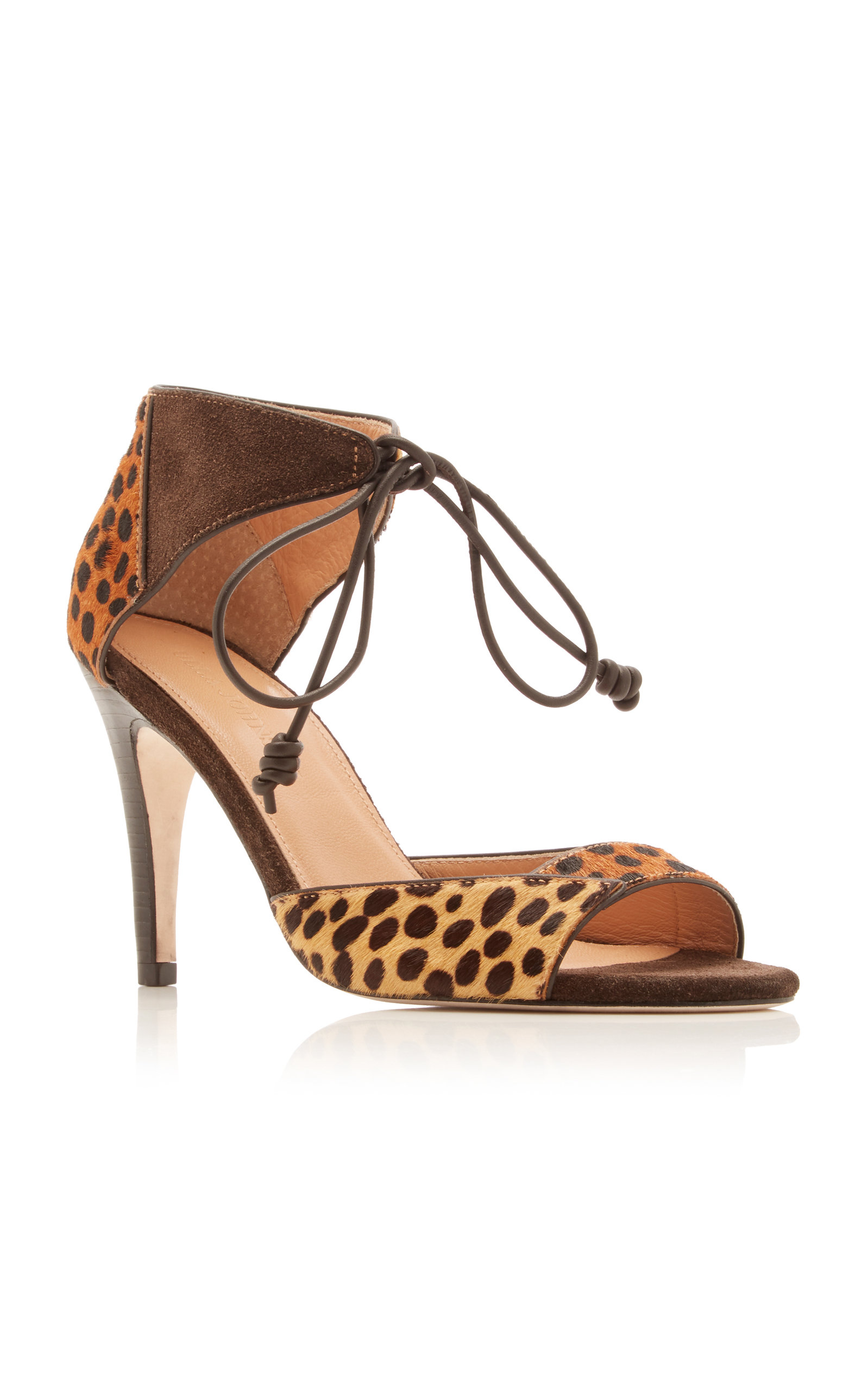 90d6330f4007 Ulla JohnsonMischa Leopard Sandals. CLOSE. Loading. Loading. Loading