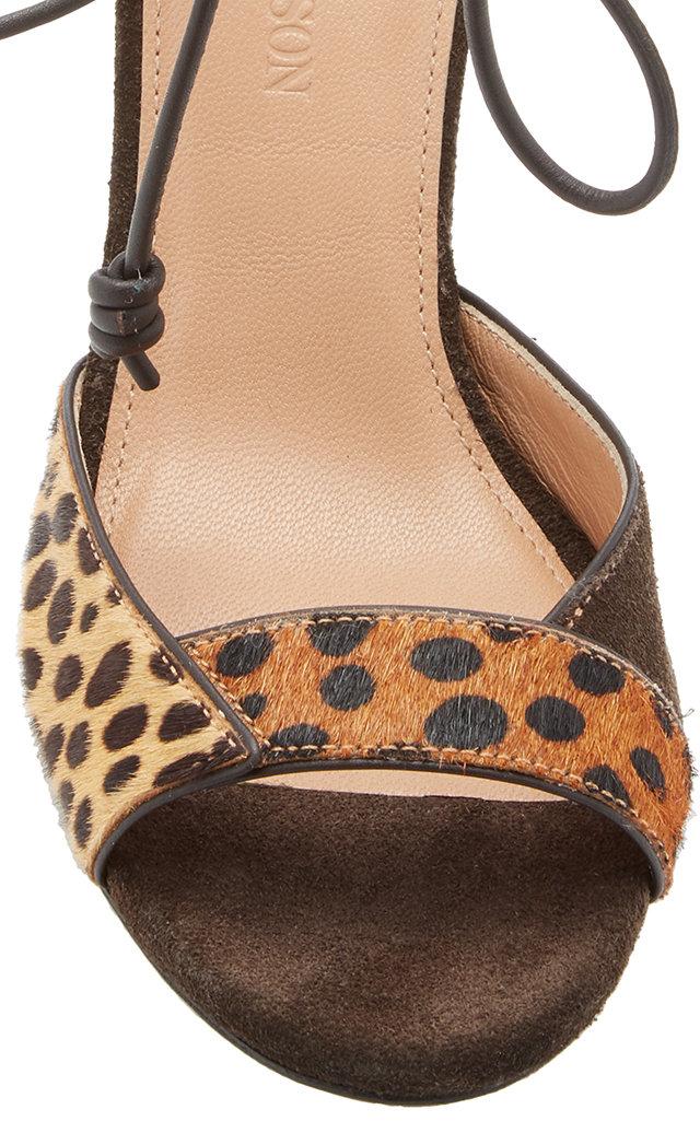 68bd366b1c10 Ulla JohnsonMischa Leopard Sandals. CLOSE. Loading. Loading. Loading.  Loading