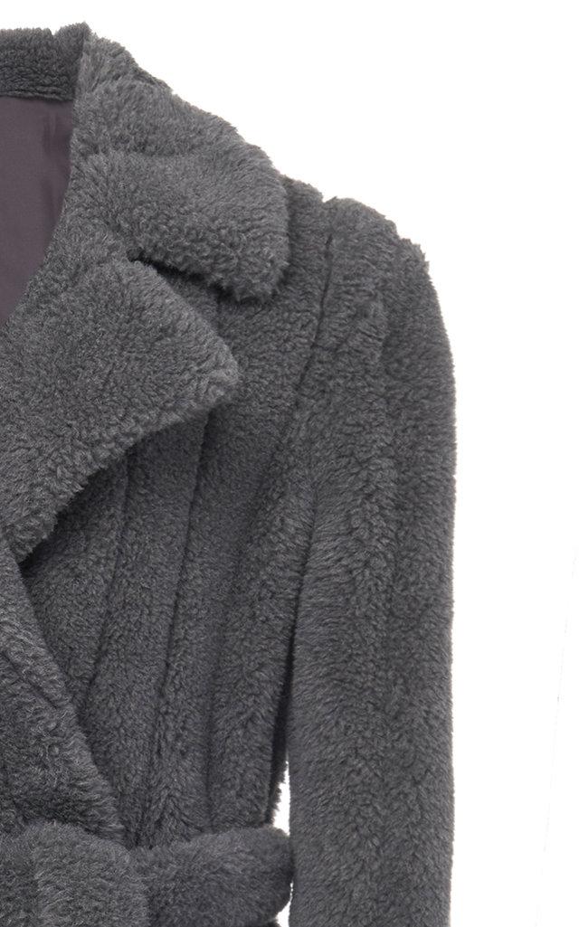 Gabriela Hearst Coats Pavlovna Wool-Blend Trench Coat