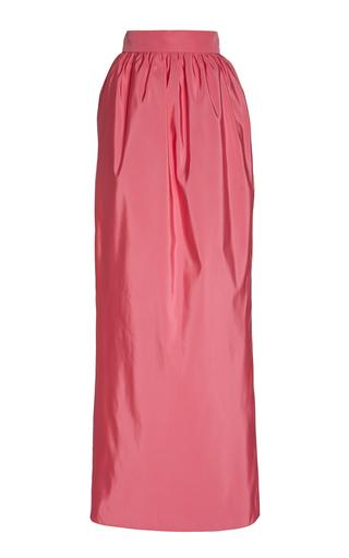 78e8dc147f Ended · Carolina HerreraGathered Silk Maxi Skirt