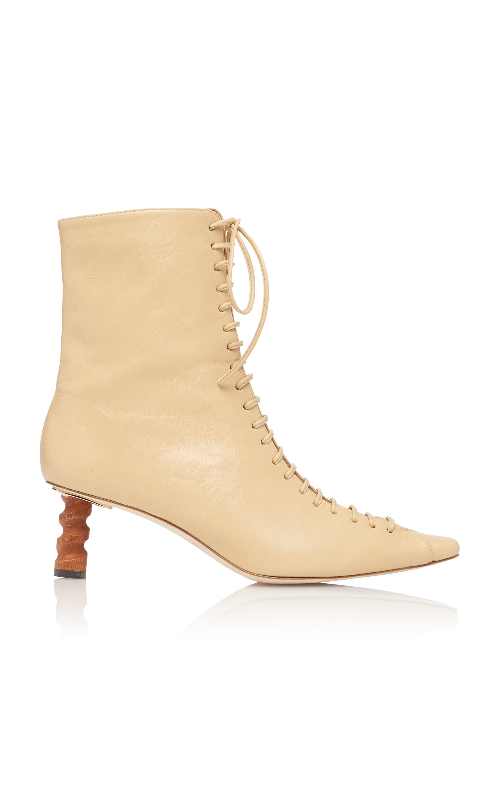Rejina Pyo Boots SIMONE LEATHER BOOTS