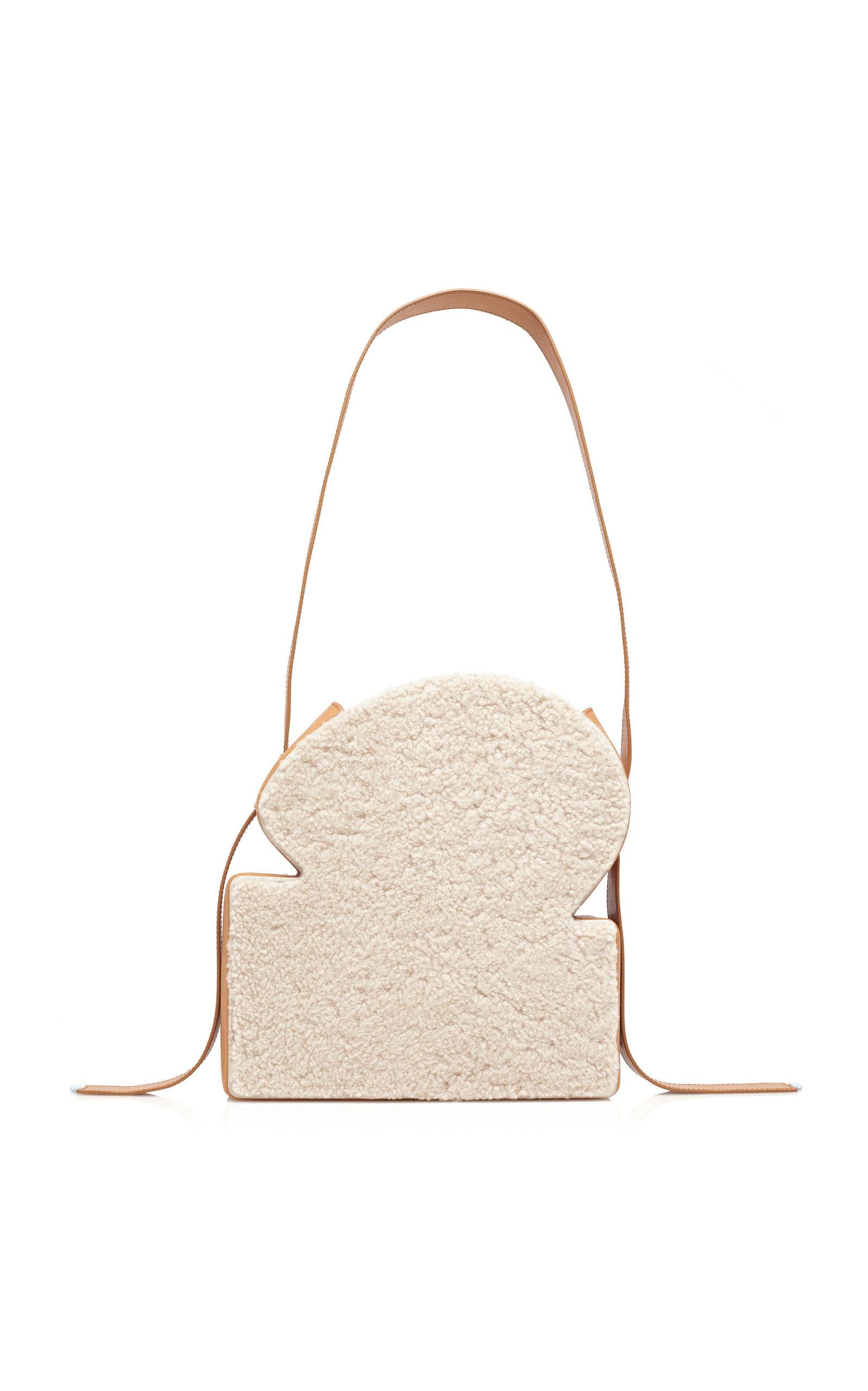 Rejina Pyo Bags TOASTIE SHEEPSKIN BAG