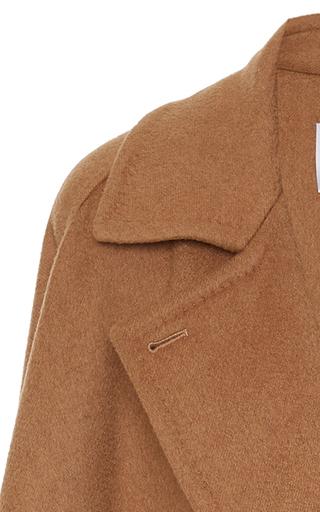 Eureka Camel Cape Coat