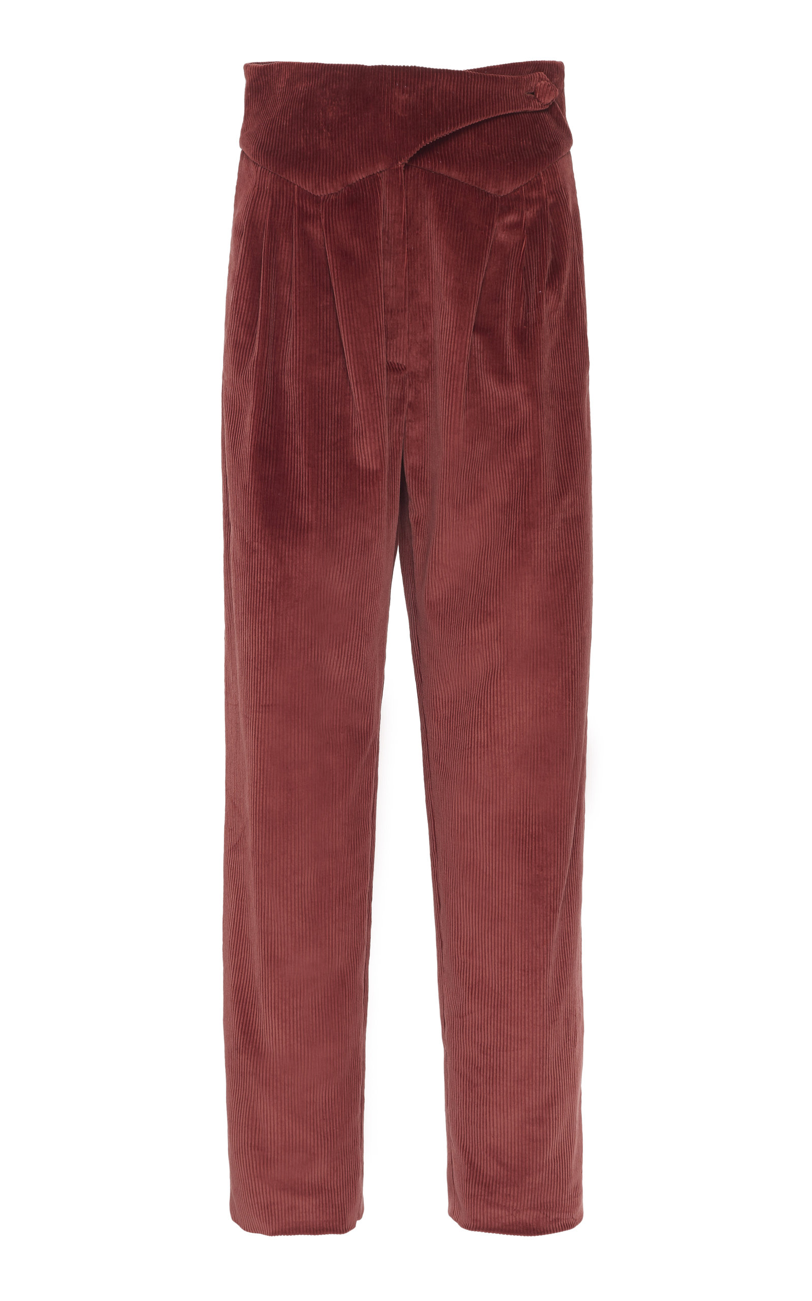 Blazé Milano Pants CLASSIC TOUCH BASQUE VELOUR PANTS