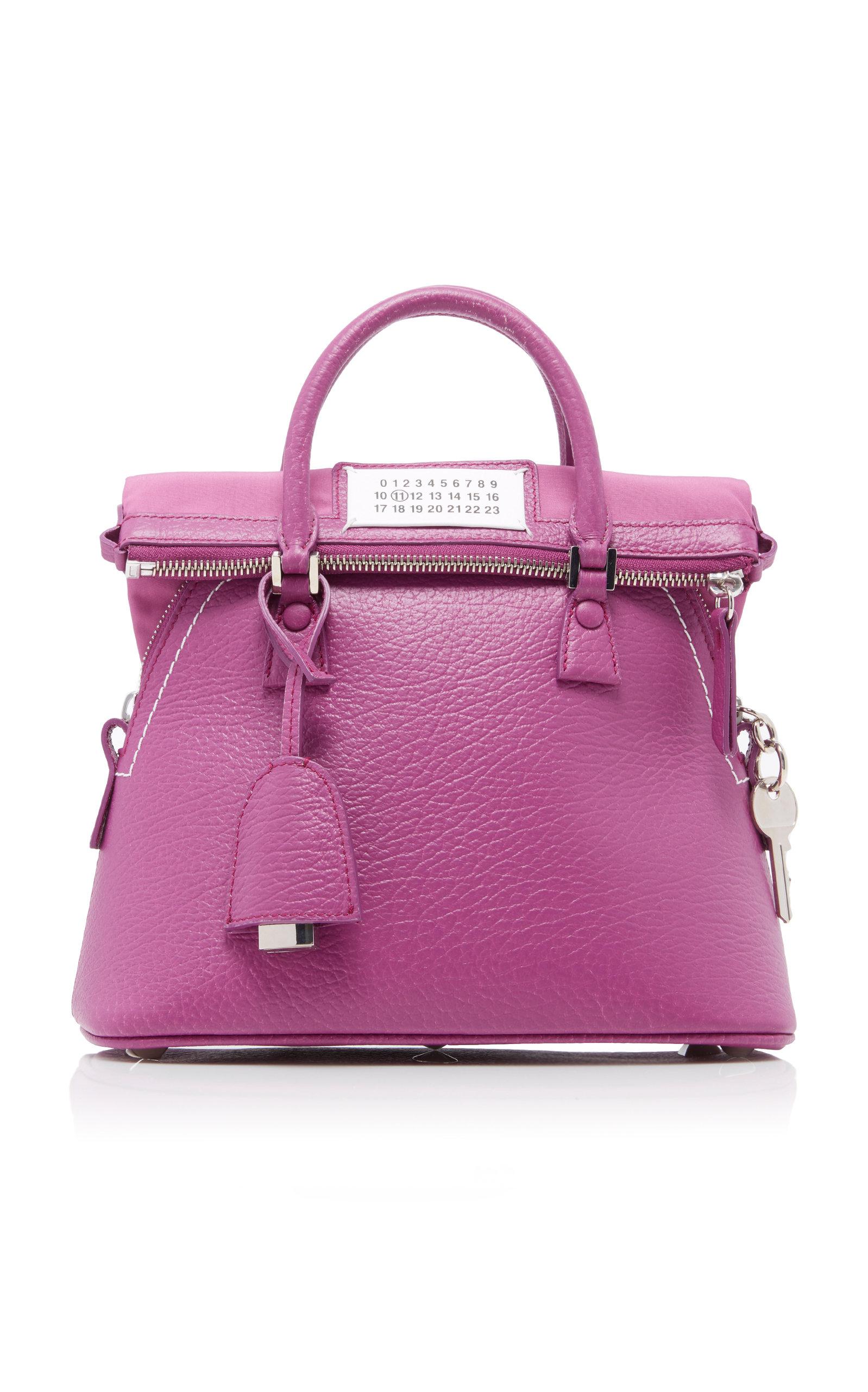 b28864a44c1ec Maison Margiela5AC Mini Leather Bag. CLOSE. Loading