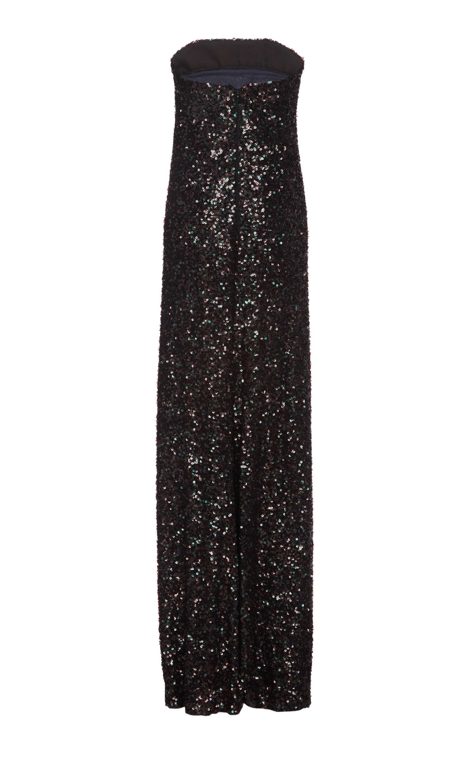 38b8a87750 Strapless Sequined Wide-Leg Jumpsuit by Martin Grant