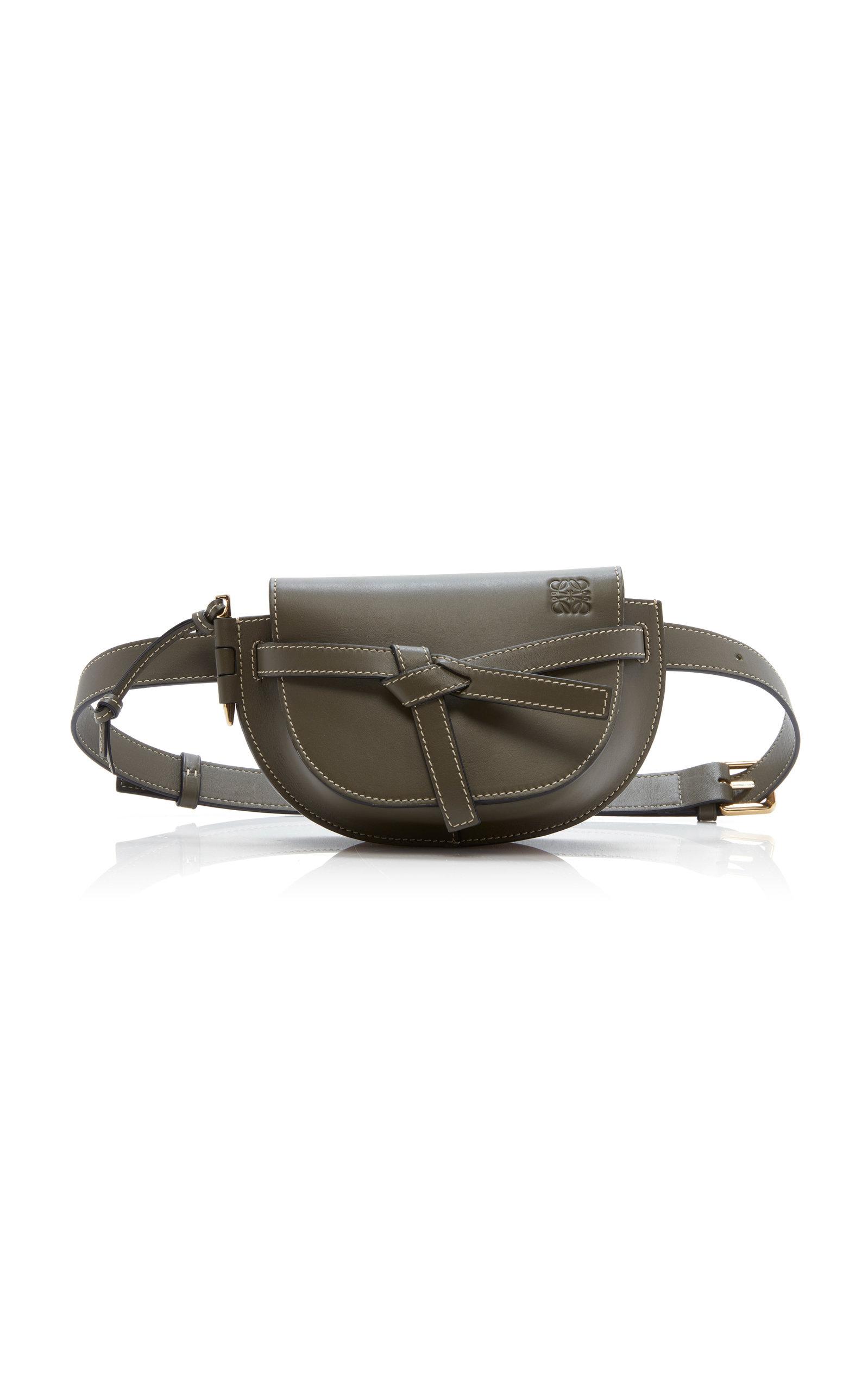 d8e9462bcad3 Gate Leather Bum Bag by Loewe | Moda Operandi