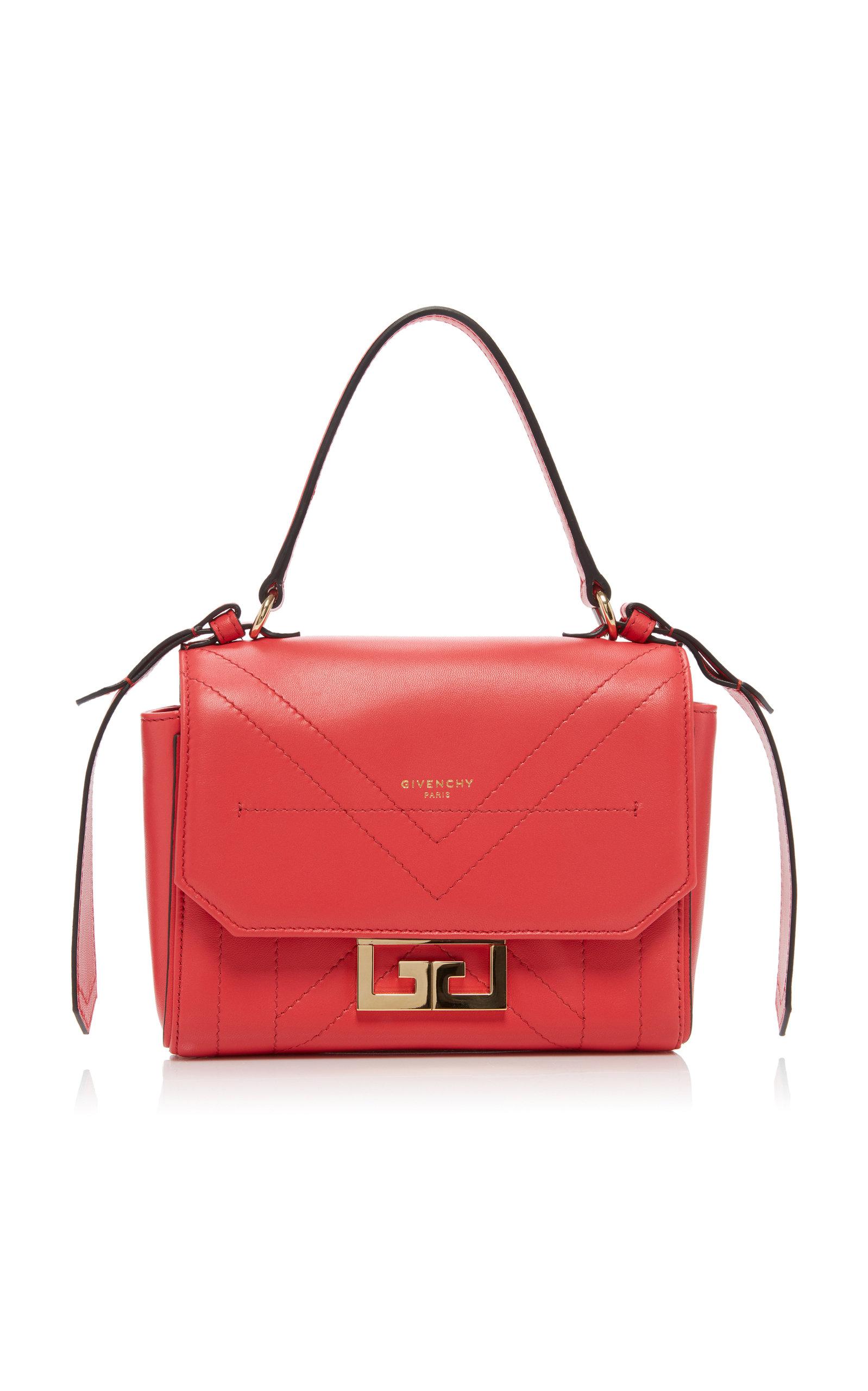 Givenchy Shoulder Eden Mini Leather Shoulder Bag