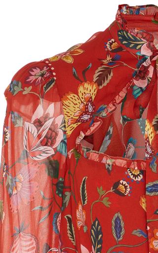 8c57fc0465e Rholmy Mockneck Denim Dress by Isabel Marant